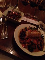 Ten Mercer dinner